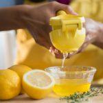 レモン果汁