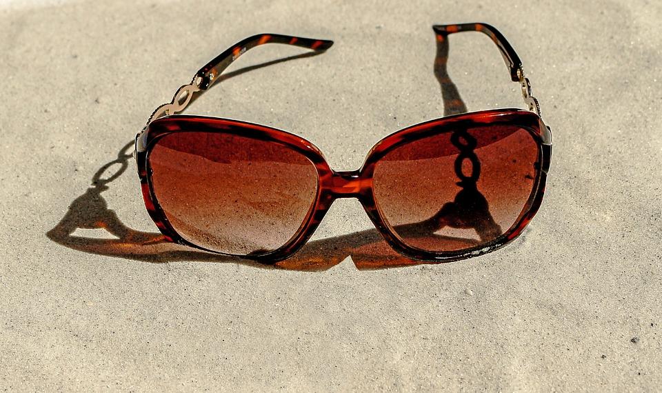 サングラス 日焼け止め 紫外線