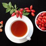 ローズヒップティーの効能〜ビタミンCたっぷりの美肌茶